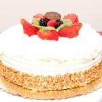Vanilla Mouseline Cake