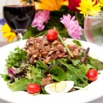 Beef Brisket Salad