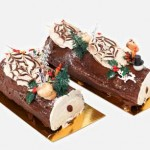 Praline Yule Log