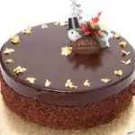 Feullantine Praline Chocolate Cake
